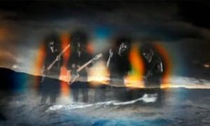 Arctic Monkeys Crying Lightning (band)
