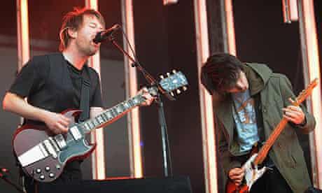 Radiohead at Victoria Park in London