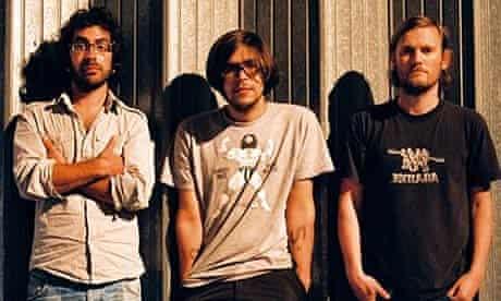 BEAK> featuring Portishead's Geoff Barrow