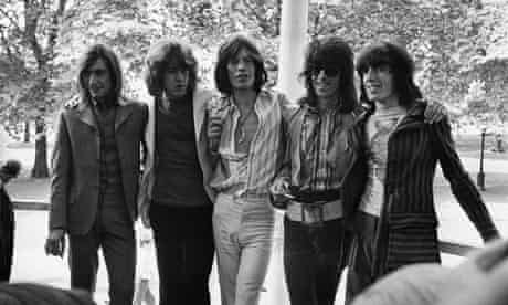 Rolling Stones in Hyde Park, 1969