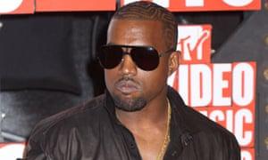 Kanye West at the MTV VMAs 2009