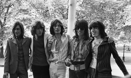 New Rolling Stones Line-Up