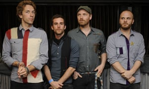 Coldplay In New Creative Dispute Over Music Video