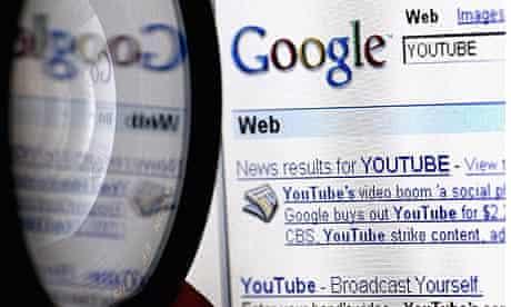 Google and YouTube war
