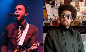 The Shins' frontman James Mercer and Danger Mouse (Brian Burton)