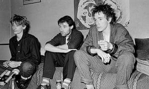 Public Image Ltd with Keith Levene, John Wobble and John Lydon