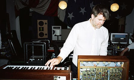 James Murphy of LCD Soundsystem