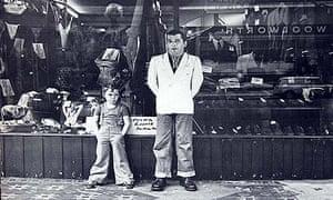 Ian and Baxter Dury