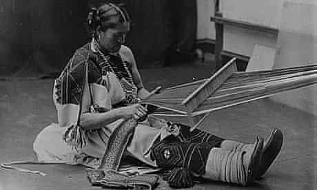 A two spirit Native American