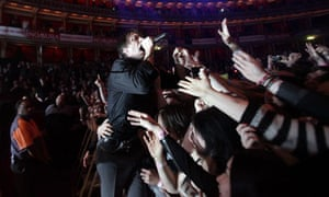 Suede - Brett Anderson - Royal Albert Hall