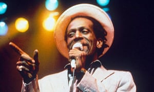 Gregory Isaacs in 1985