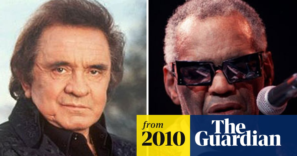 Lost Johnny Cash and Ray Charles duet surfaces | Music | The Guardian