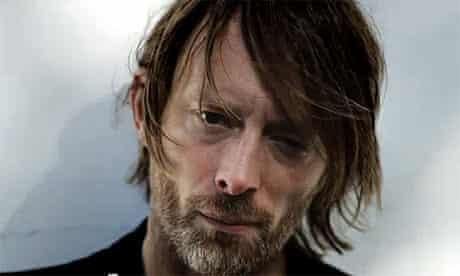 Thom Yorke in 2 Minute Silence
