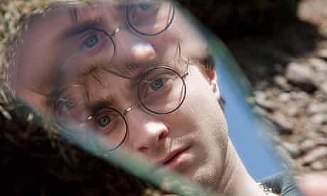 Daniel Radcliffe in Harry Potter and the Deathly Hallows Part 1