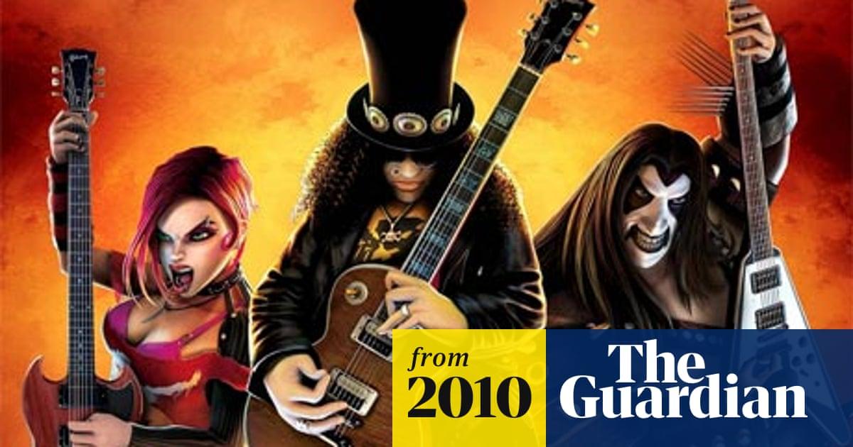Axl Rose sues Guitar Hero makers over animated Slash | Music