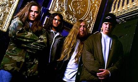Kyuss in 1992