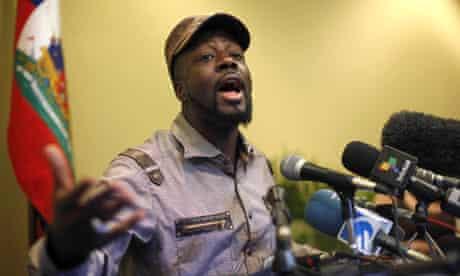 Wyclef Jean - Haiti election