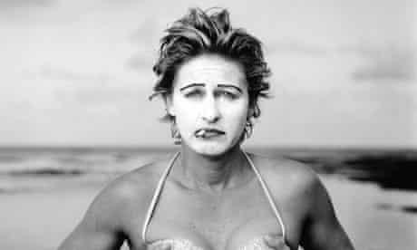 Ellen Degeneres by Annie Leibovitz