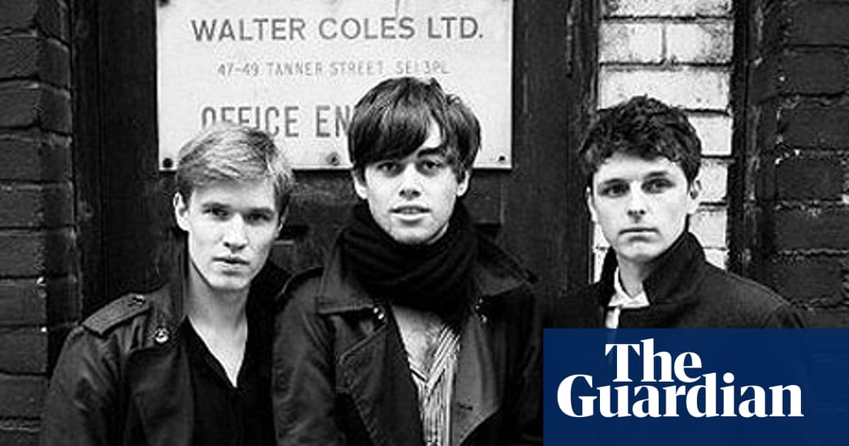 New band of the day – No 924: Giant Steps | Music | The Guardian