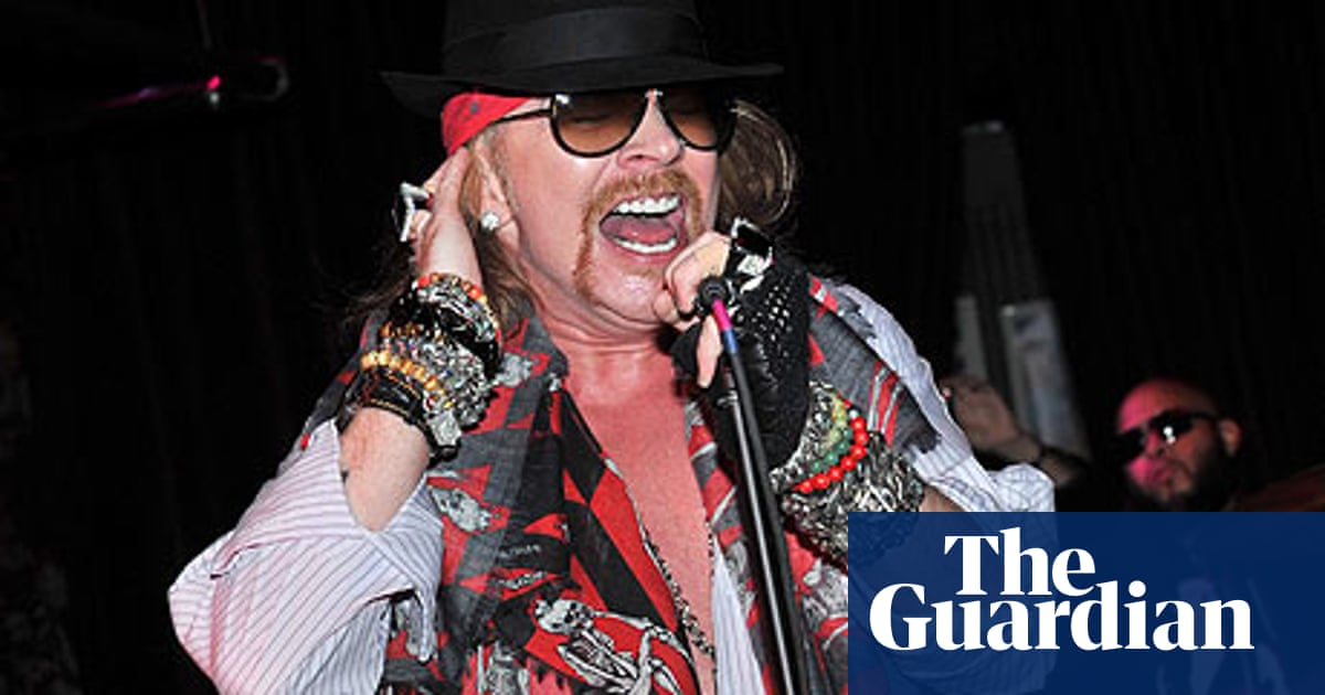 When did Guns N' Roses become so fashionable? | Music | The