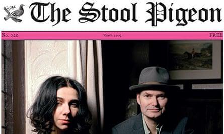 The Stool Pigeon