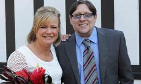 Shaun Ryder wedding