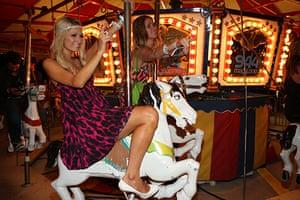 Coachella 2010: Paris Hilton and Nicky Hilton