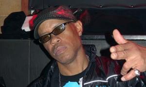 US rapper Guru