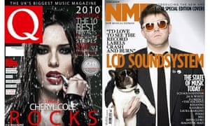 Q and NME covers
