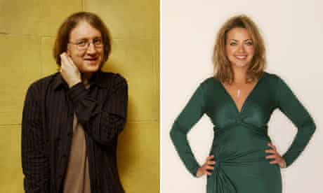 Kevin Shields and Charlotte Church
