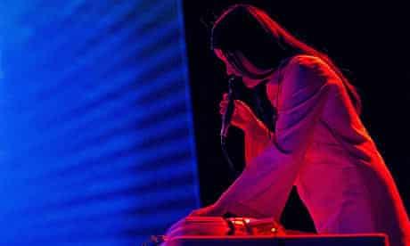 Trish Keenan of Broadcast