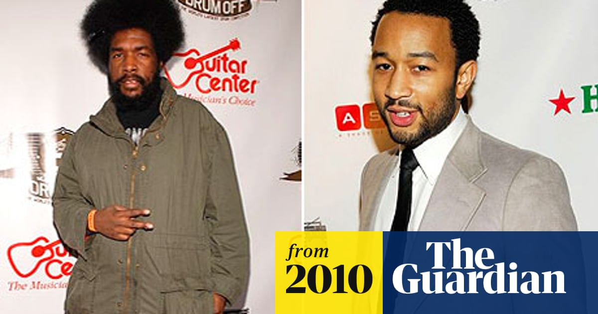The Roots and John Legend to release covers album inspired