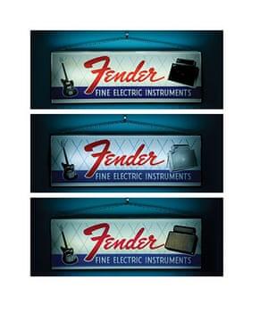 Fender gallery: Fender gallery
