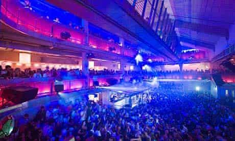 Matter nightclub