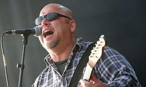 Black Francis of Pixies