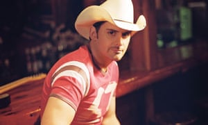 Brad Paisley  A different kind of cowboy  6370dee97f2
