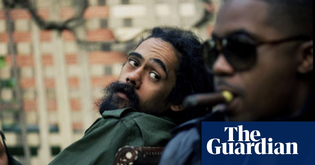 Nas and damian marley album download