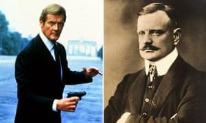 James Bond and Jean Sibelius