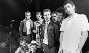 The Pogues in 1987