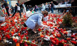 Victims of Love Parade tragedy remembered