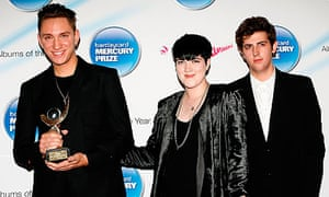The xx win the Mercury prize 2010