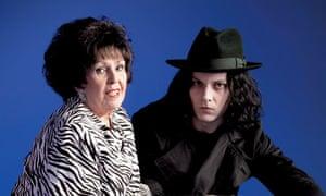 Wanda Jackson and Jack White