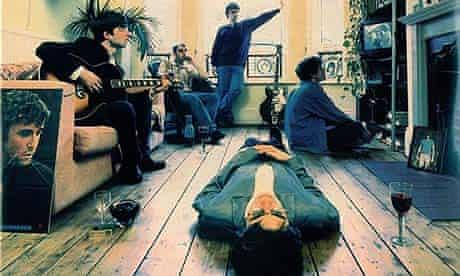 Oasis album Definitely Maybe