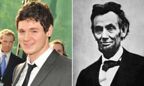 Benjamin Walker and Abraham Lincoln