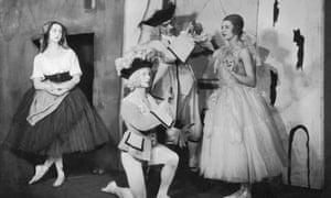 Ballet Russes in 1924