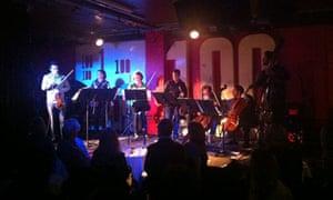 Tom Service, 100 Club gig