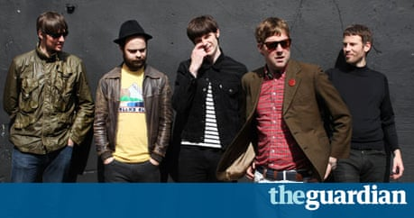 Kaiser Chiefs songwriter leaves band   Music   The Guardian