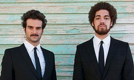 Danger Mouse and Daniele Luppi