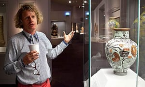 Grayson Perry at the British Museum