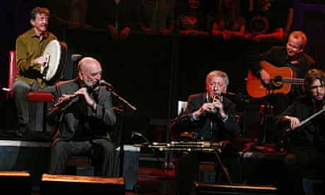 The Chieftains in 2011
